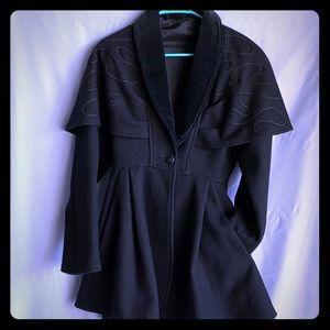Jackets & Blazers - Girls Winter Wool Dress Coat